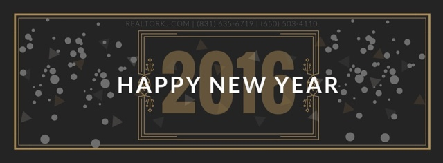 Happy New Year From Realtor Kristen Jurevich